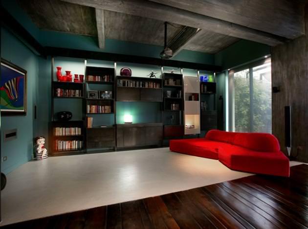 apartament de burlac
