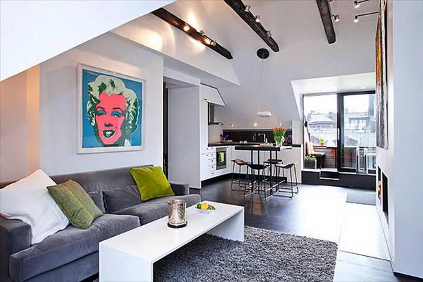 apartament mic 20
