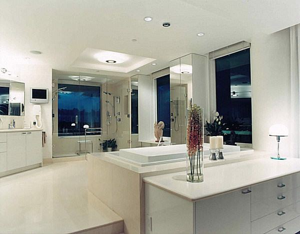 bai moderne iata cateva idei care sa va inspire fresh home. Black Bedroom Furniture Sets. Home Design Ideas