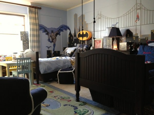 batman-room-themed