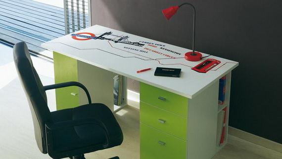 birou copii 3