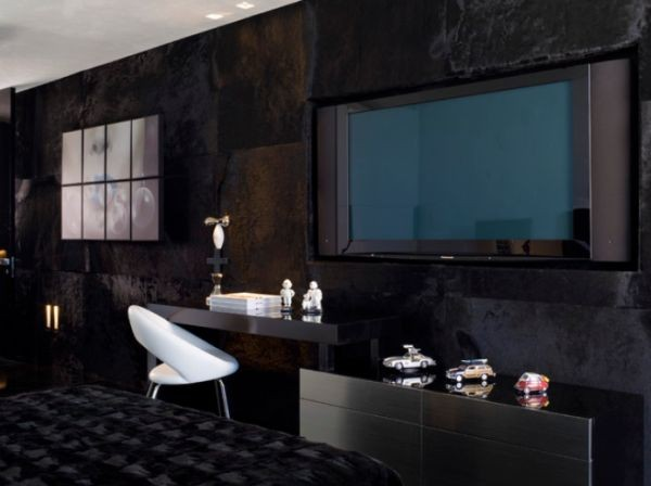 black-bedroom-design