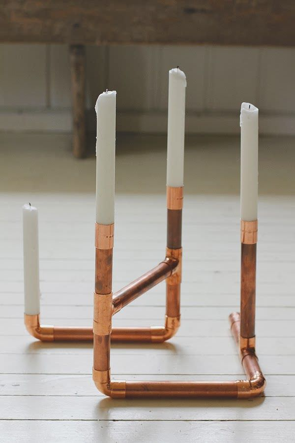 brass-pipes-candle-holder