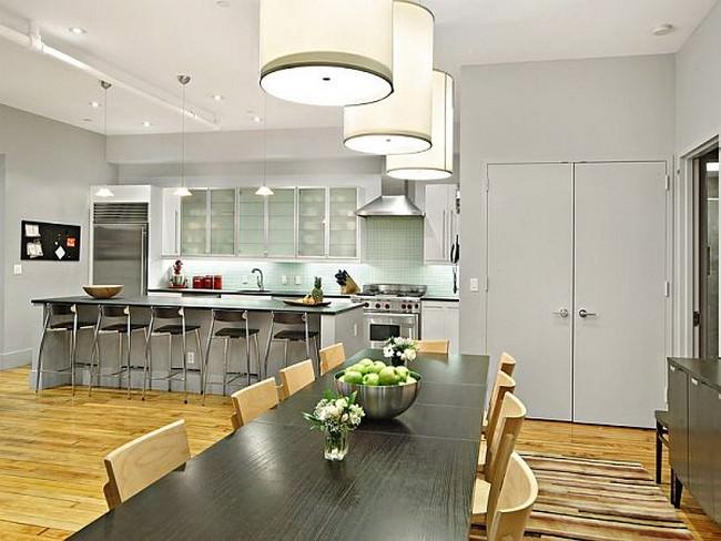 bucatarie penthouse