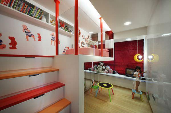 Camere pentru copii cu locuri de joaca incluse for Moderne jugendzimmer