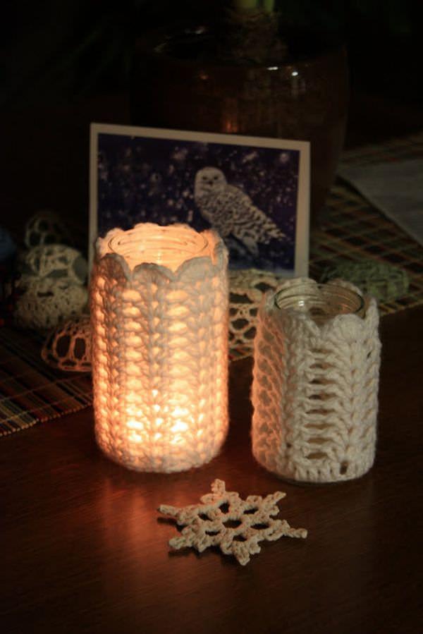 candlestick-crochet-votive