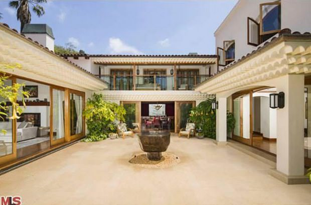 Bruce Willis Lists Beverly Hills Home for $22 Million