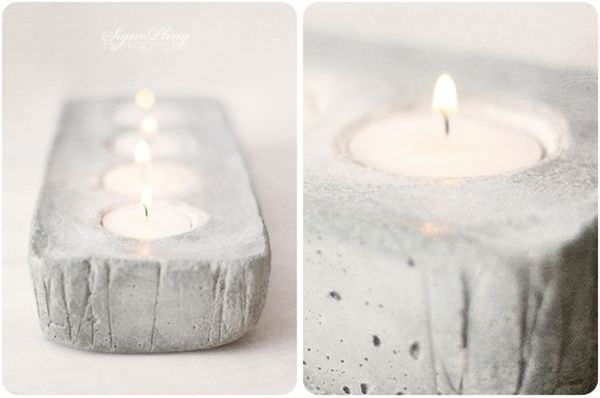 cement-candle-holder-recatngular
