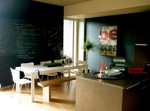 chalkboard-paint-wall