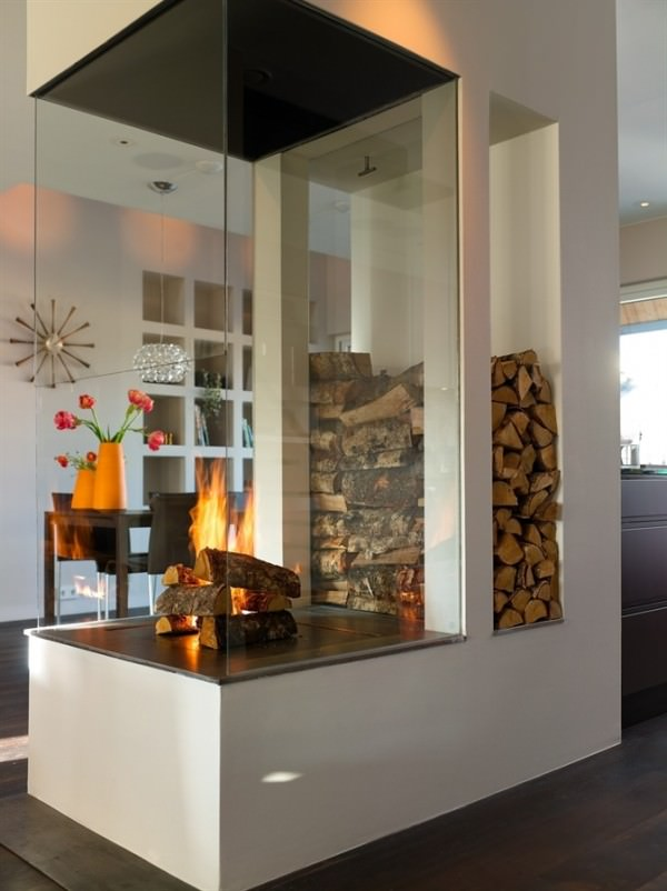 contemporary-fireplace-design-with-storage-for-wood