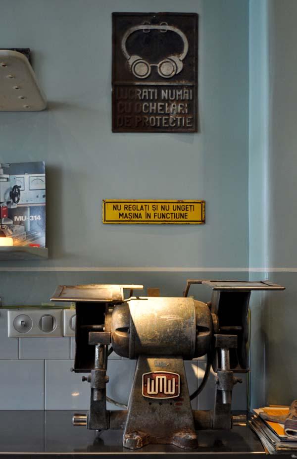 bar atelier mecanic