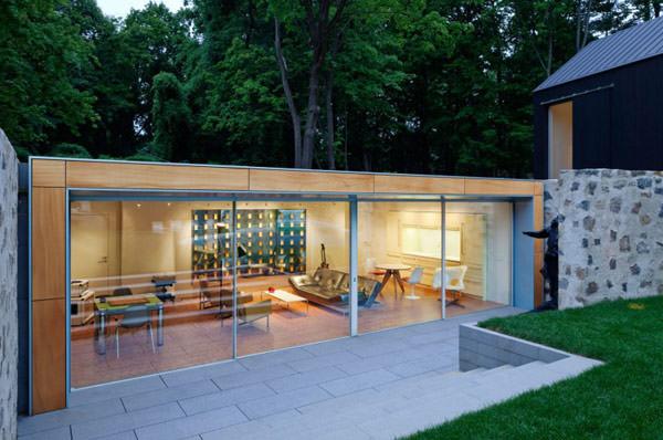 arhitectura casa moderna