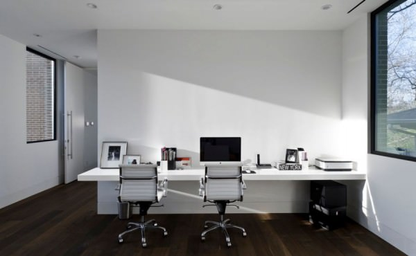 dark-wood-floor-with-white-walls-and-desk