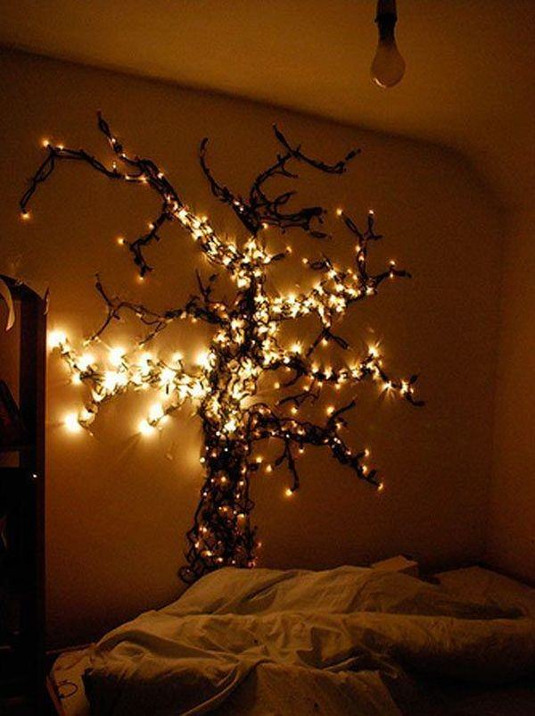 decorate-the-bedroom-with-string-lights