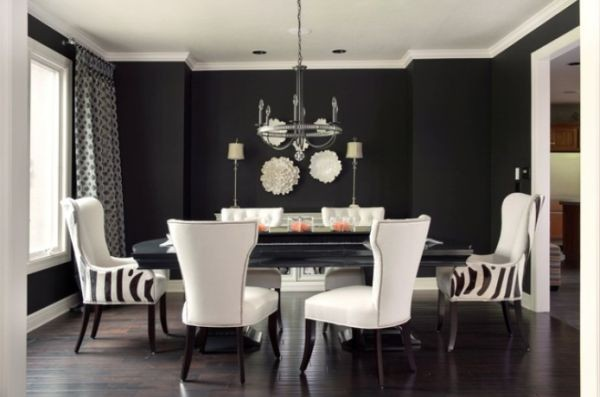 dining-room-black-design