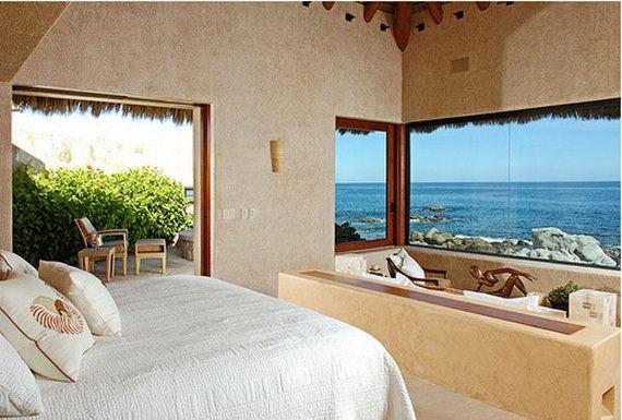 dormitoare cu vedere la ocean