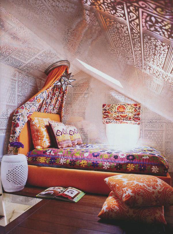dormitor boem 4