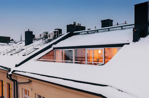 duplex stockholm 12