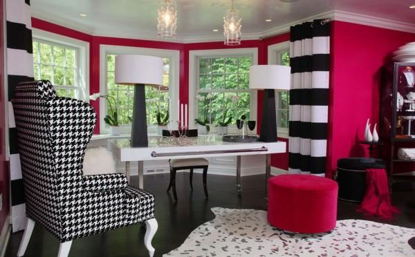 glam-office-alcove-space-white-desk