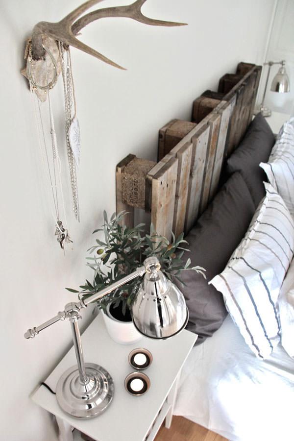 spatar lemn pat