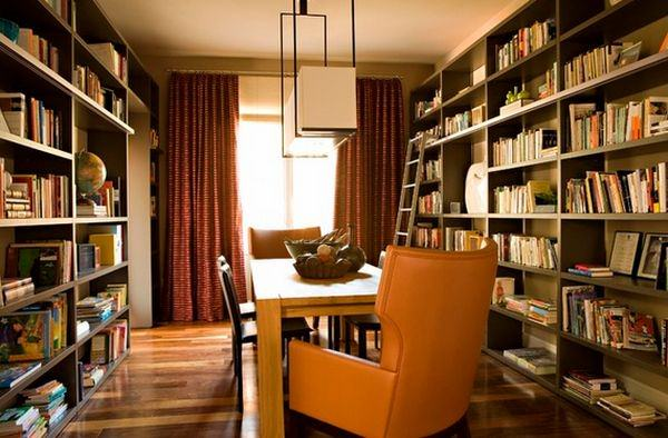 home-library-study-table