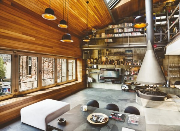 karakoy-loft-living-view