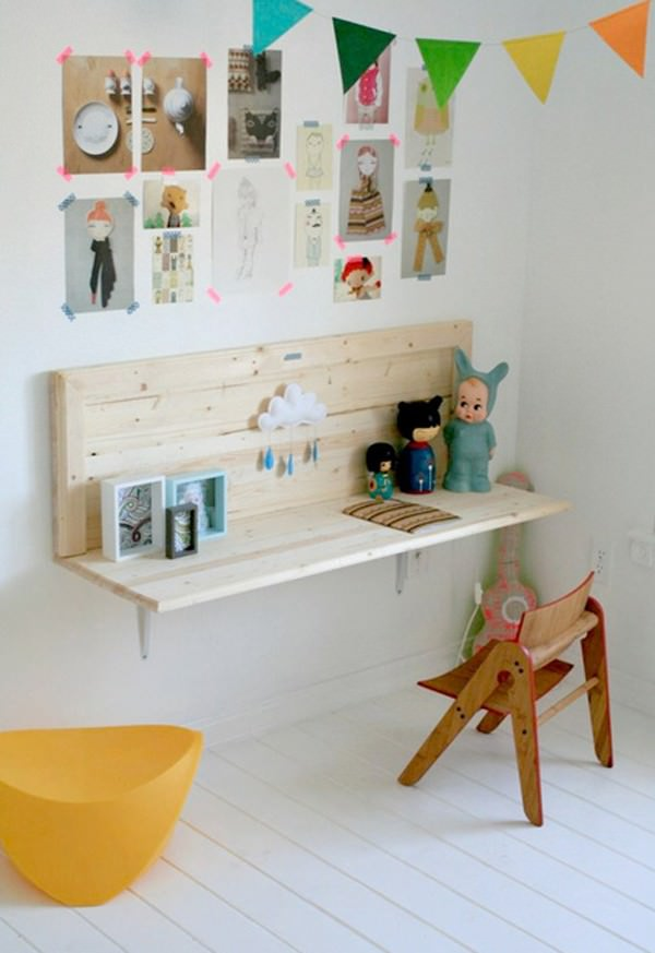 l-shaped-wall-children-desk