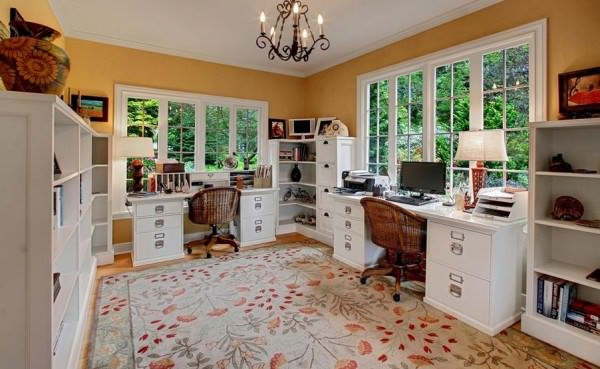 large-home-office-room-featuring-desk-for-two