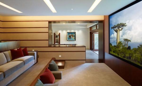 media-room-floor-seating-comfortable