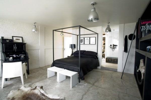 mobila neagra dormitor (3)