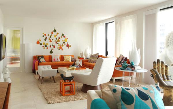 mobilier-portocaliu (1)