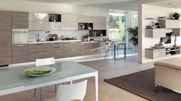 Modele De Bucatarii Moderne.Bucatarii Moderne Pentru A Gati Cu Spor Fresh Home