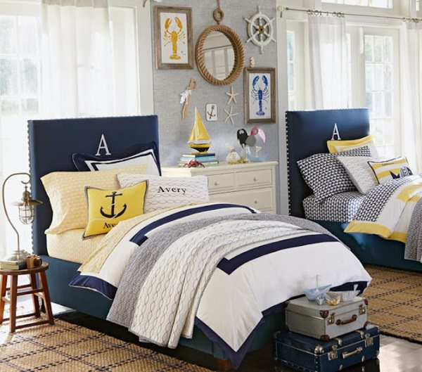 nautical pottery barn