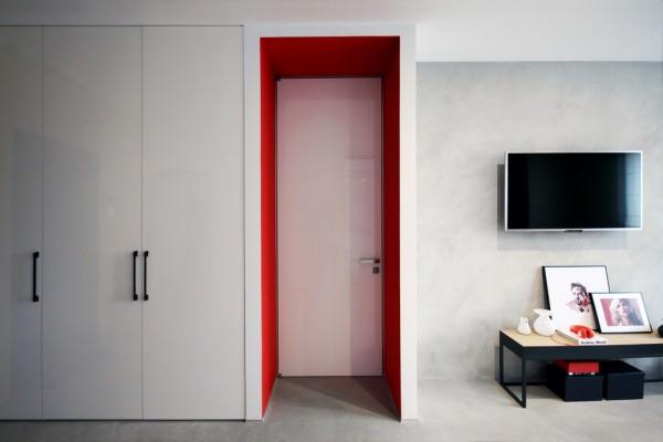 red-trim-alcove-door