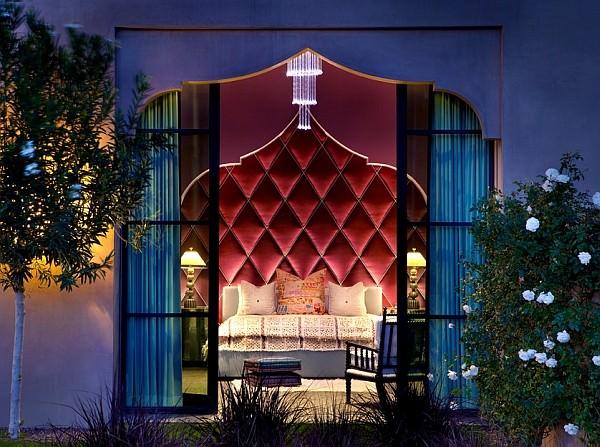 romantic-velvet-bed-large-windows