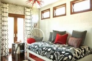 scaun dormitor