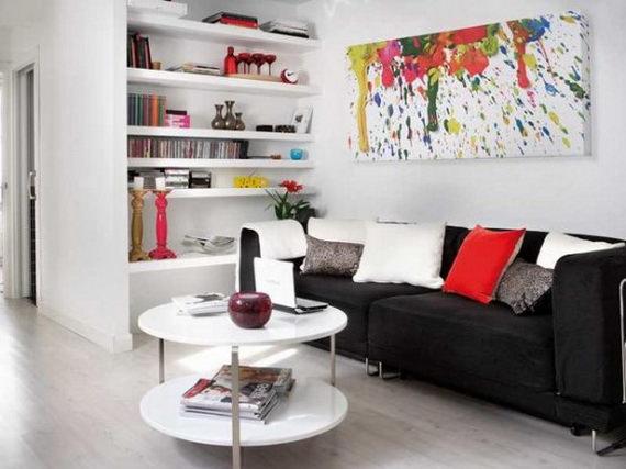 design apartament mic