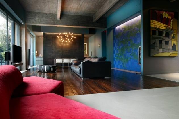 sufragerie apartament de burlac