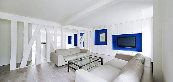 sufragerie apartament francez