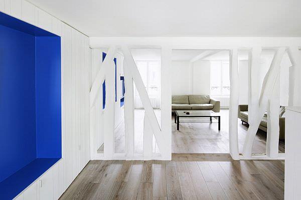 sufragerie apartament frantuzesc