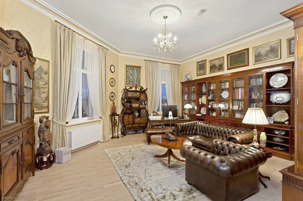 sufragerie principala art nouveau