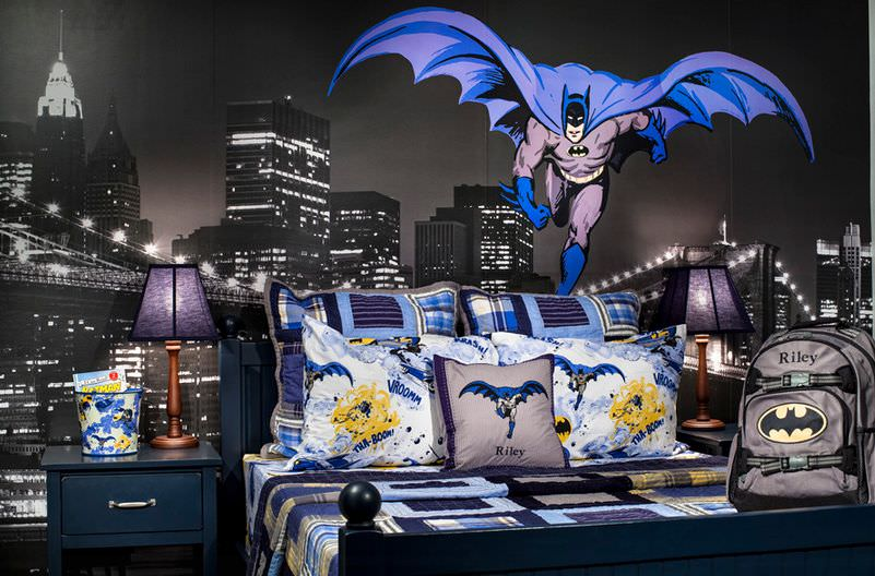 superhero-batman-bedroom