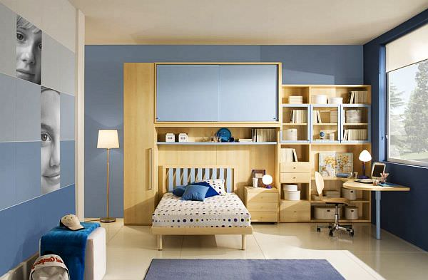 wooden-furniture-Teenage-Boys-Rooms